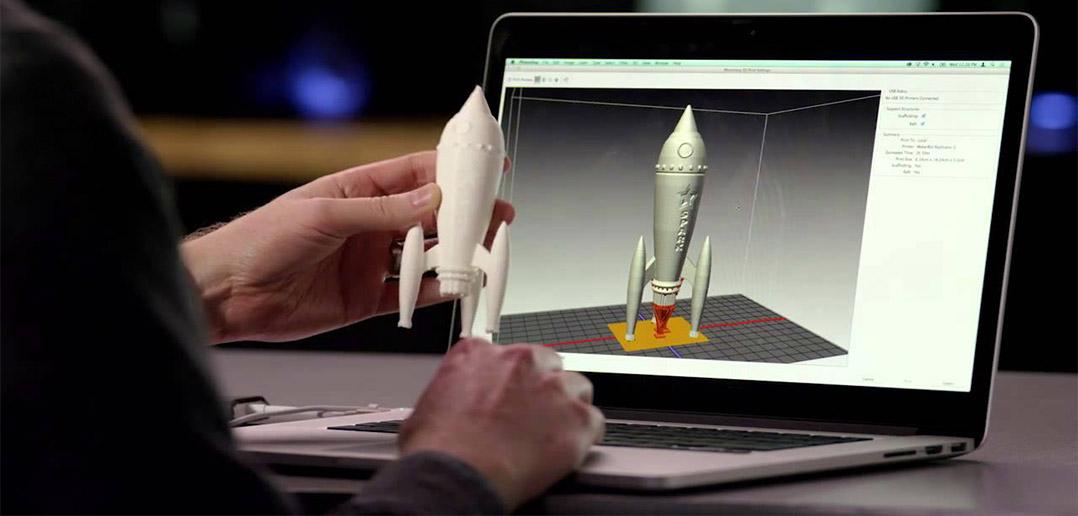 Adobe integrirao 3D-print u  Photoshop