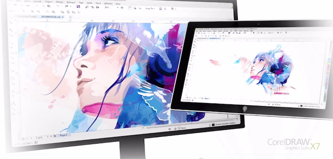 Najavljen CorelDRAW Graphic Suite X7