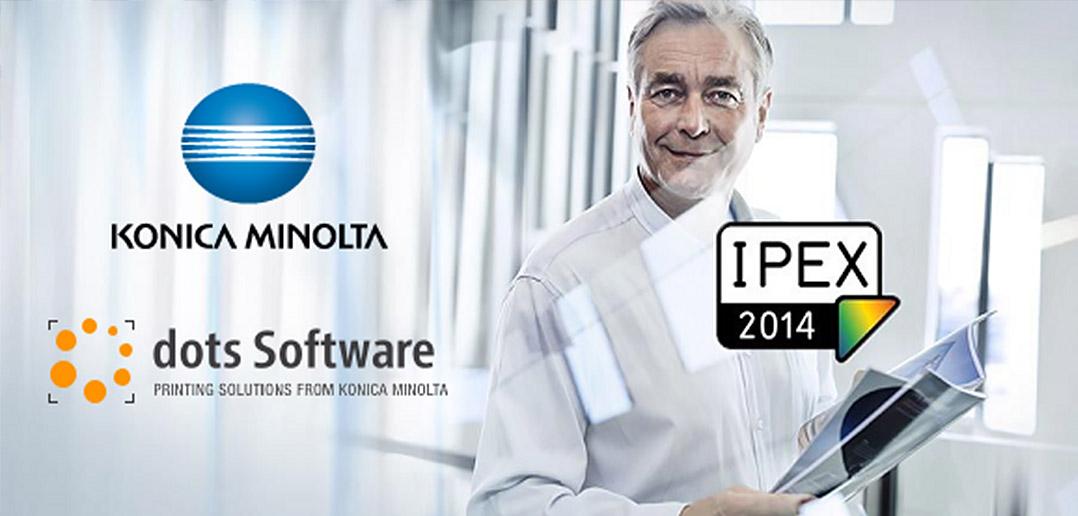Konica Minolta IPEX2014 – pozivnica