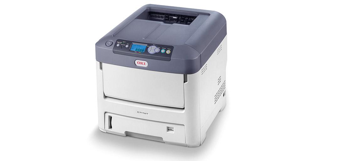 OKI C711WT – color laserski printer