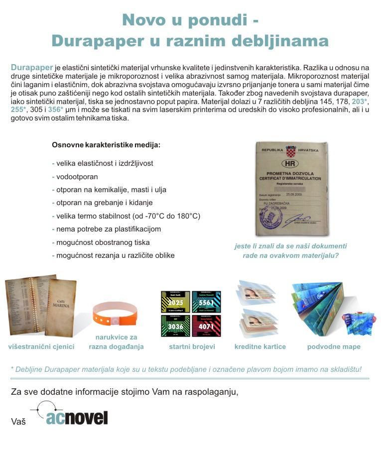durapaper-info