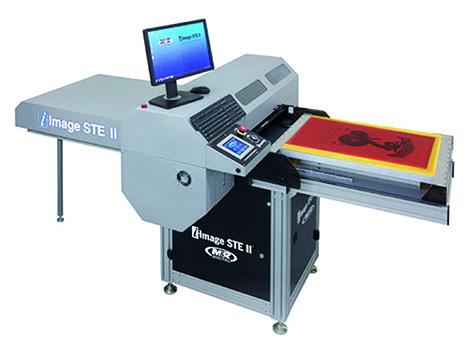 i-IMAGE STE II CTS – Computer to Screen – Print na Sito – najnovija tehnologija iz M&R-a