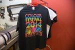 Majica otisnuta Epson t-shirt pisačem