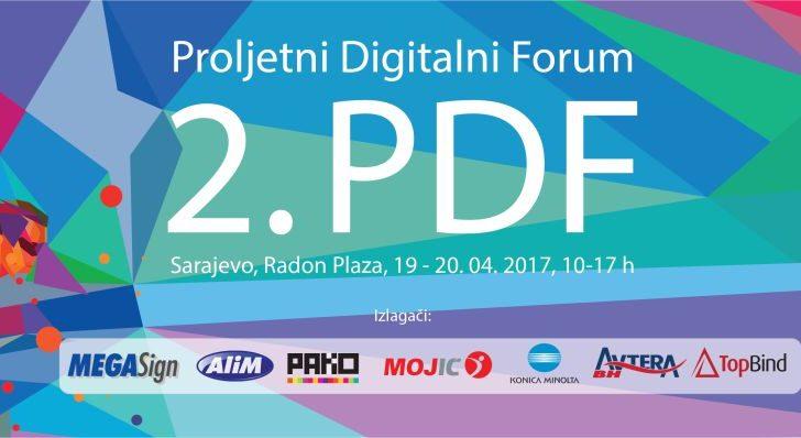 Drugi po redu PDF- Proljetni Digitalni Forum