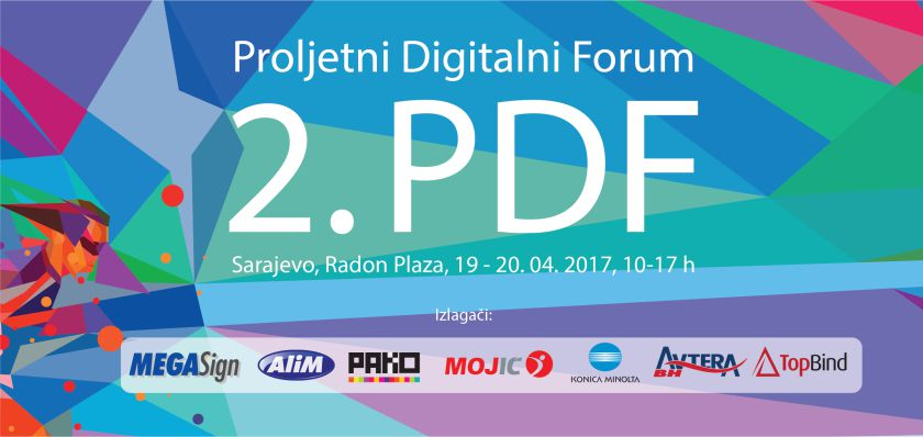 Drugi po redu PDF- Proljetni Digitalni Forum