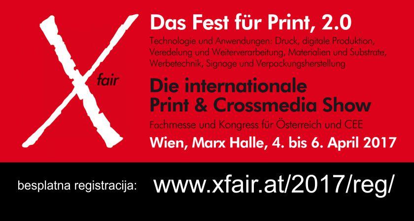 Xfair 2017 registracija
