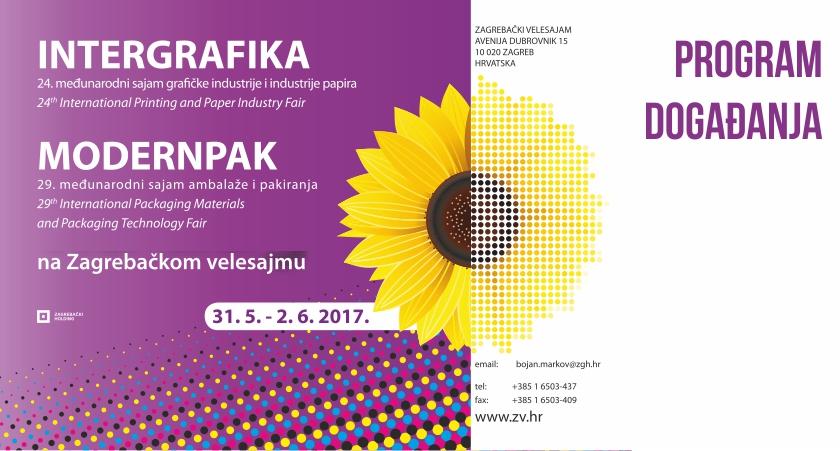 INTERGRAFIKA – program događanja