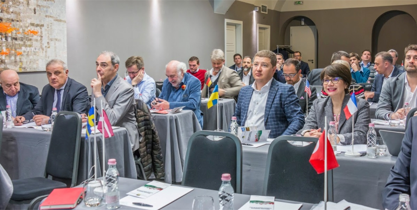 Sastanak vijeća ESF – European Sign Federation