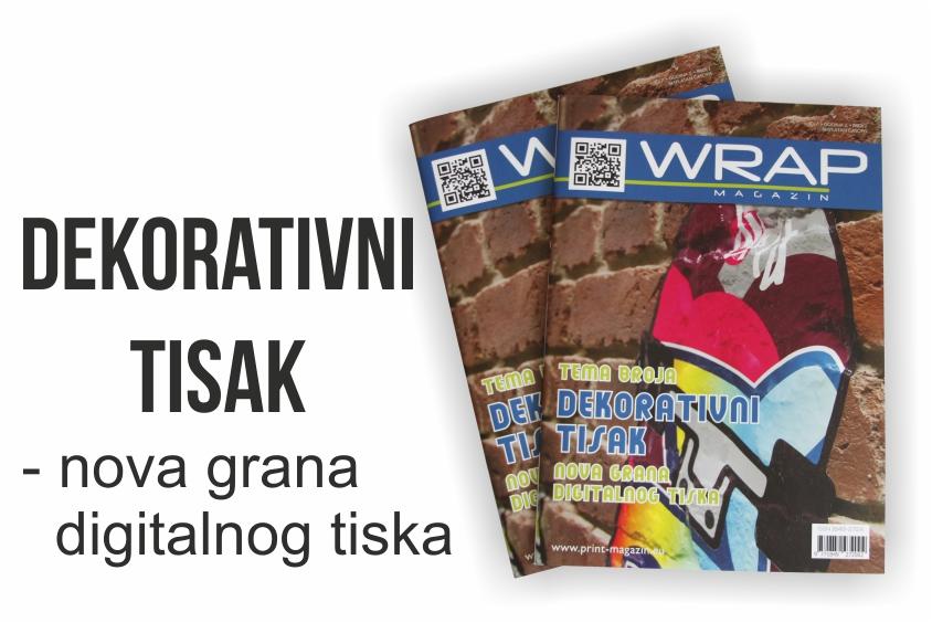 wrap magazin - najava