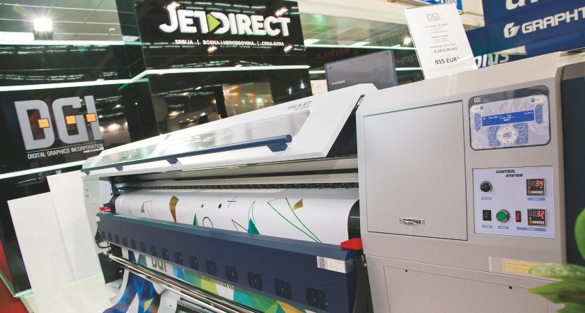 Jet Direct aktivno ulazi u segment hardvera