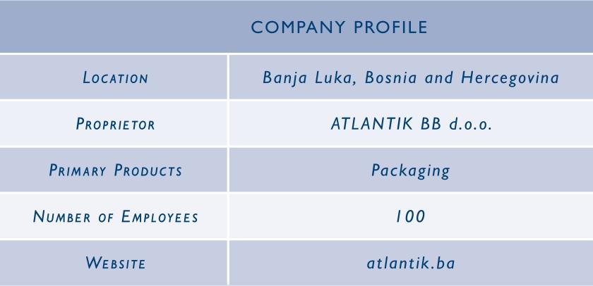 Atlantik Banja Luka - company profile