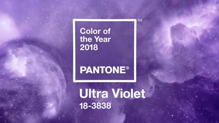 Ultra Violet – Pantone boja godine