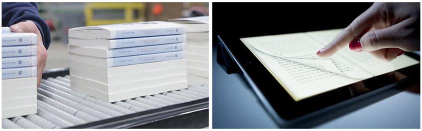 Tisak knjiga i digitalizacija ruku pod ruku prema uspjehu