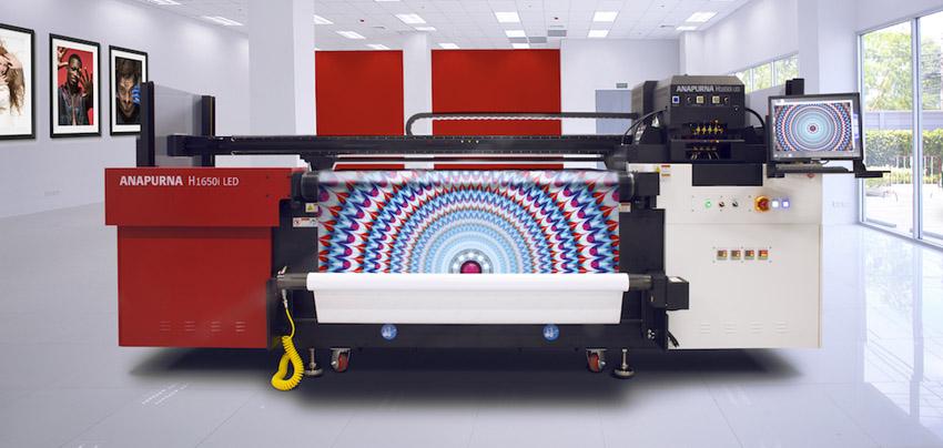 Agfa Graphics predstavio Anapurna H1650i LED pisač širokog formata