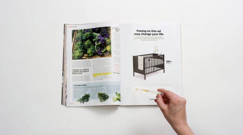 Popust u katalogu – vidljiv samo ako ste trudni