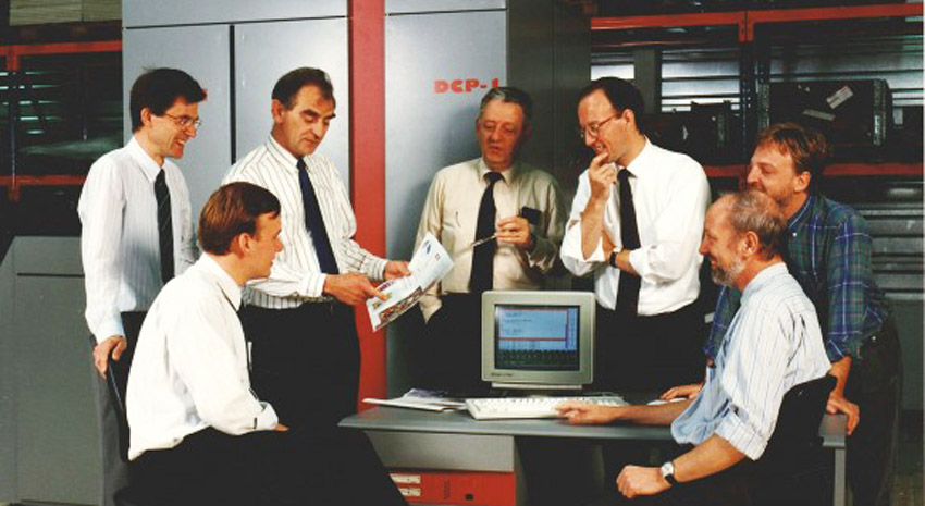Xeikon slavi 30. godina poslovanja