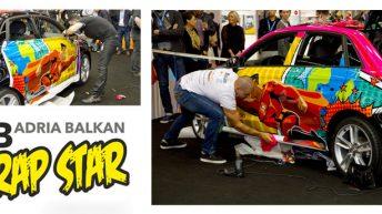Počinje prvo regionalno natjecanje u car wrappingu – vrijedne nagrade pobjedniku!