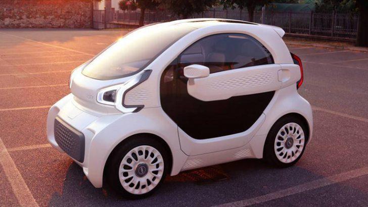 3D otisnuti automobil spreman je za masovnu proizvodnju