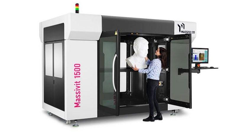 Još bolja vizualna rješenja uz Massivit 3D