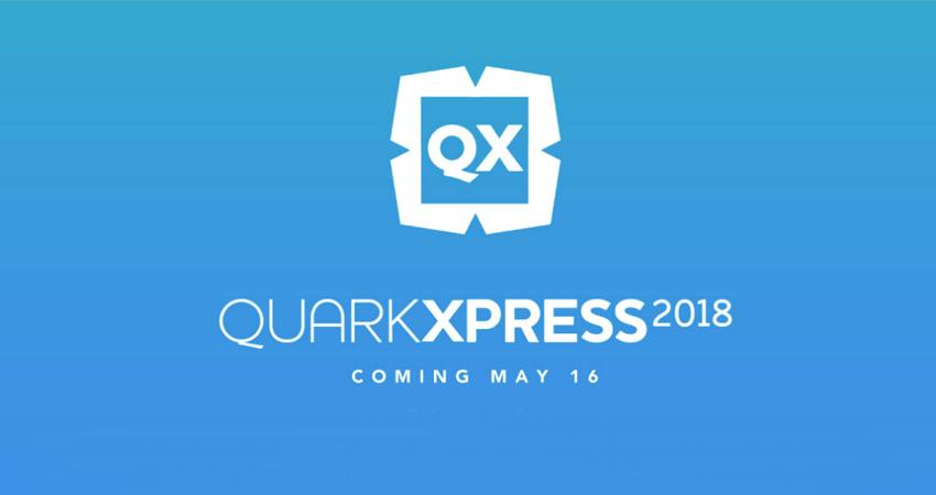 QuarkXPress 2018 dolazi u svibnju