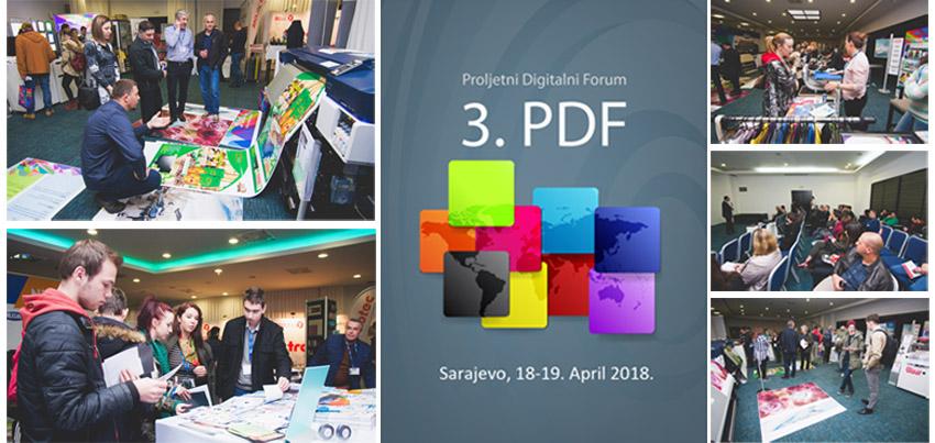 Proljetni Digitalni Forum i ove godine u Sarajevu