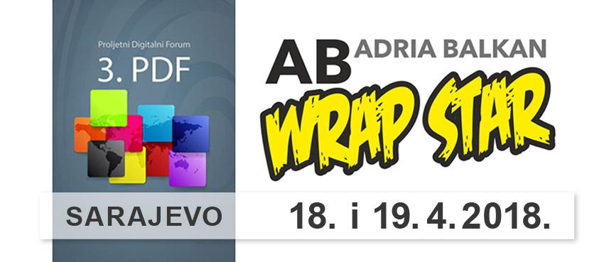 AB WrapStar natjecanje u sklopu ovogodišnjeg PDF-a