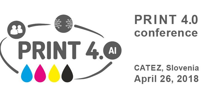 Everything you wanted to know about Print 4.0 – join us at the conference!