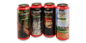 Zajecarsko pivo - raskoš tiska