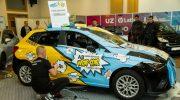 AB Wrap Star – 3. regionalno natjecanje u car wrappingu na jesen u Zagrebu