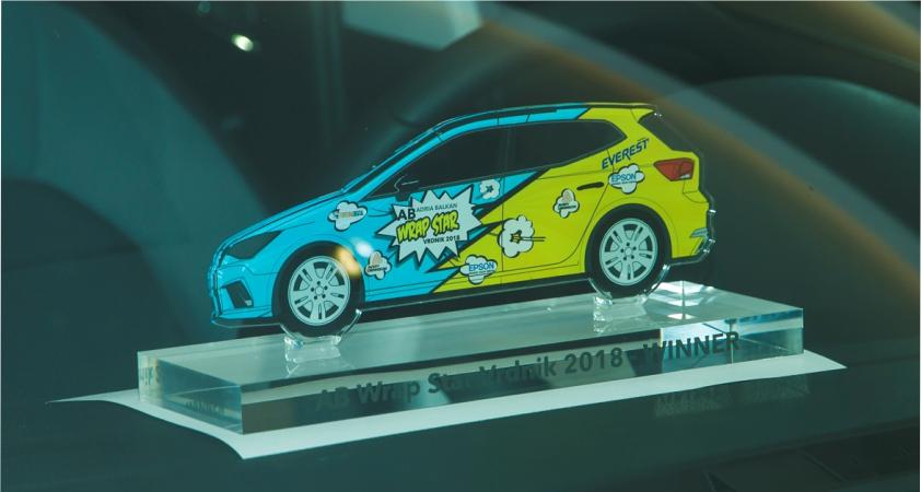 AB Wrap Star donosi vrijedne nagrade natjecateljima i posjetiteljima