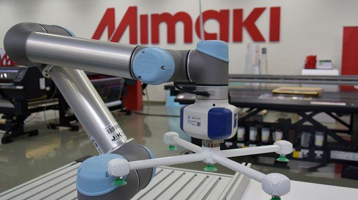 "Mimaki ""Internet of Things"" za UV tisak bit će predstavljen na Fakumi"