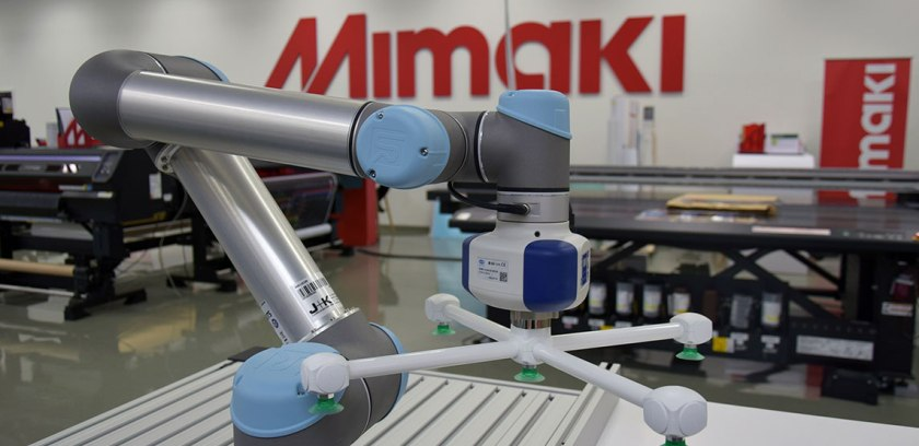 "Mimaki ""Internet of Things"" za UV tisak bit će predstavljen na Fakumi"