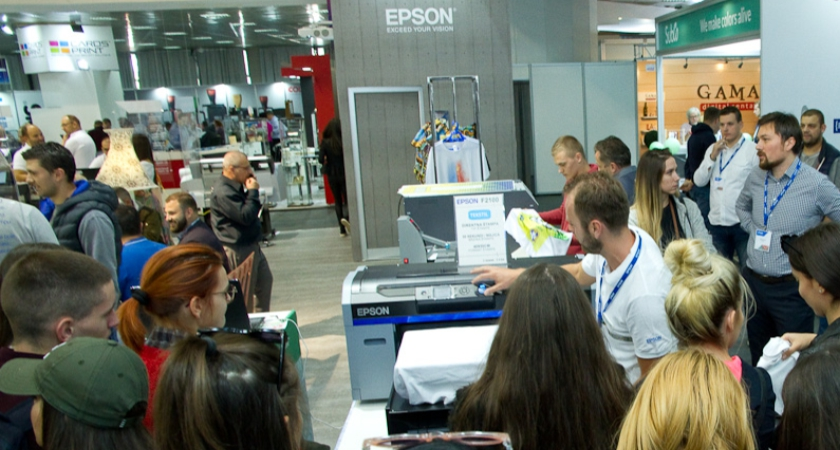 Epson predstavio rješenje za tisak na poliester