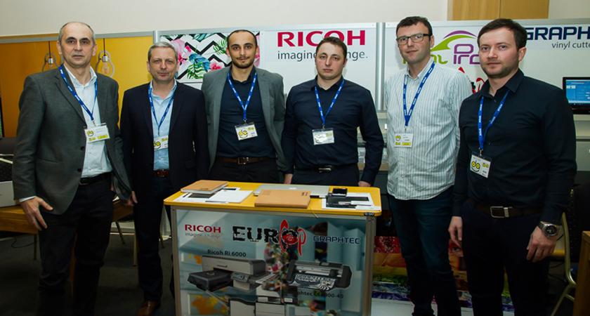 Najbolji Ricoh partner u regiji EMEA – tvrtka Eurocop d.o.o.