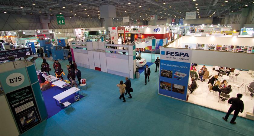 Potvrđena događanja na FESPA-i Eurasia 2018