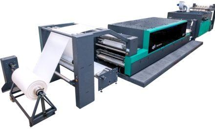 EFI Reggiani BOLT 8000 – nova generacija digitalnih tekstilnih pisača