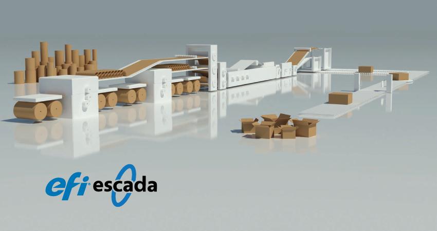 Dunapack napreduje u proizvodnji valovite ambalaže s EFI Escadom