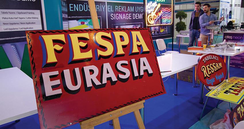 Šarolika ponuda na FESPA-i u Istanbulu