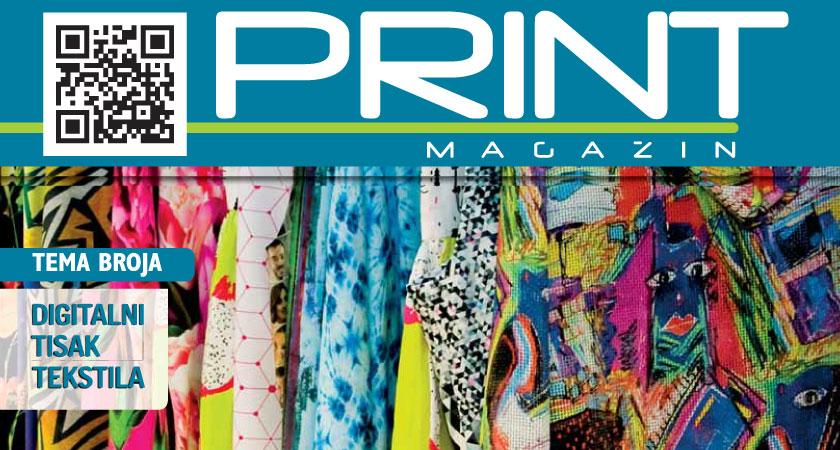 Novi broj Print Magazina donosi…