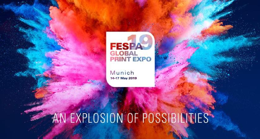 """FESPA 2019 u Münchenu donosi """"eksploziju mogućnosti"""""""