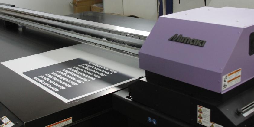 Mimaki UV LED JFX200-2513 instaliran u Print Faktoru