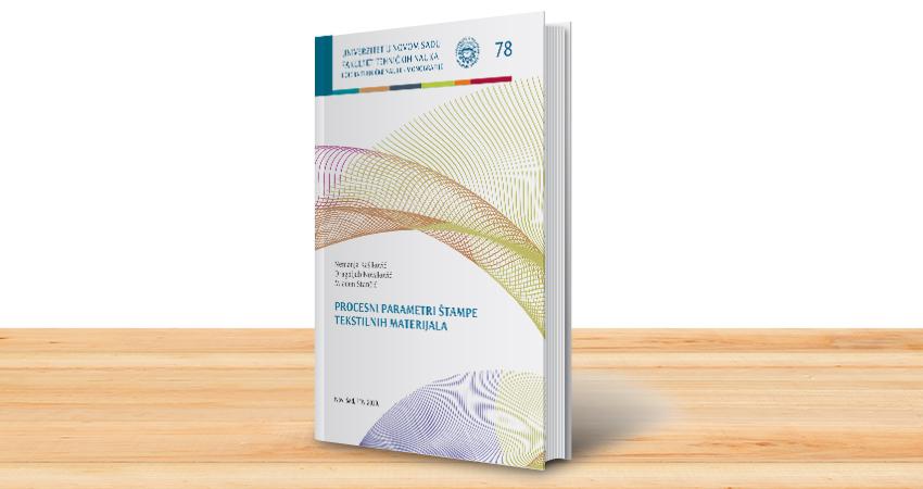 Vrijedna monografija o tisku tekstilnih materijala