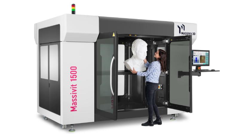 Fortuna Digital postala distributer za Massivit 3D printere