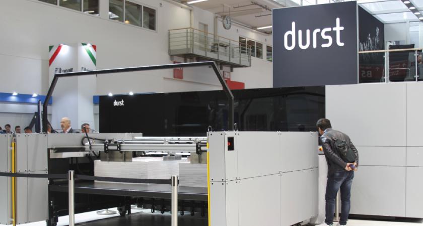 Durst predstavio dva nova pisača P5 platforme