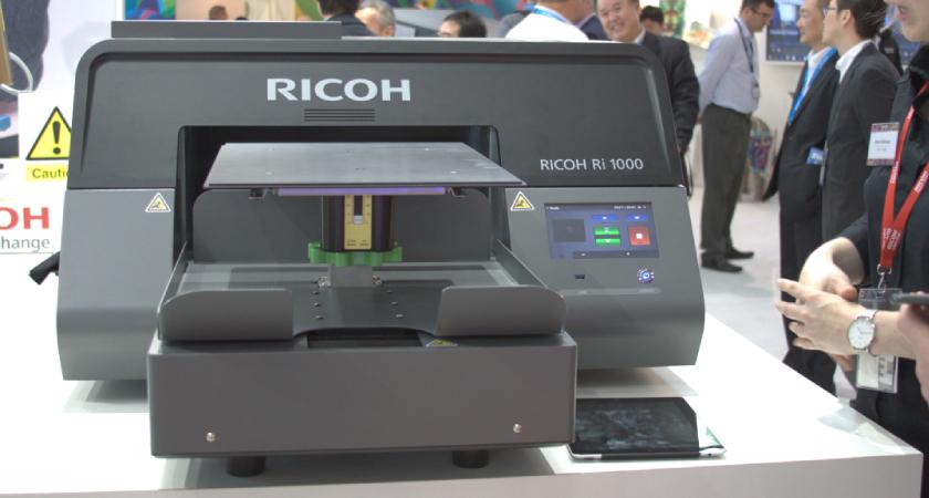 Stiže novi Ricoh DTG Ri1000