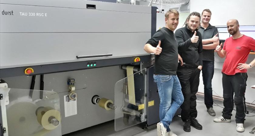 Prvi Durst TAU 330 RSC E instaliran u regiji