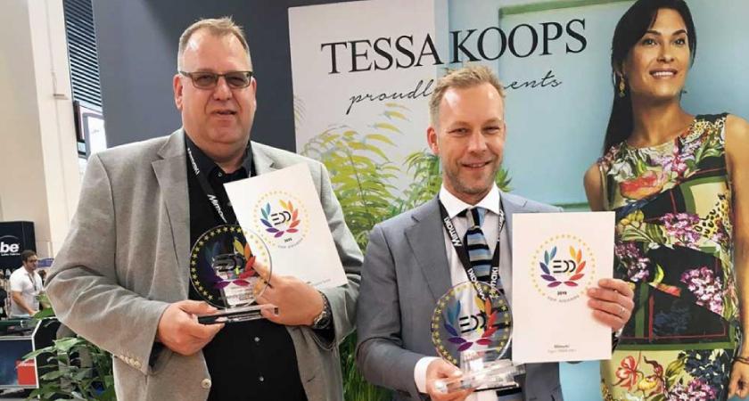 Mimakijev Tiger-1800B MkII osvojio dvije nagrade na FESPA-i 2019