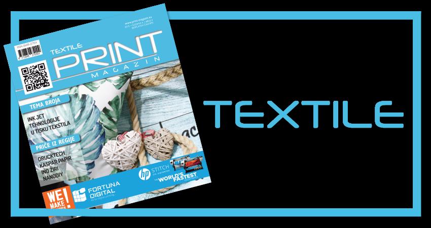 Predstavljamo specijalno izdanje – Textile Magazin