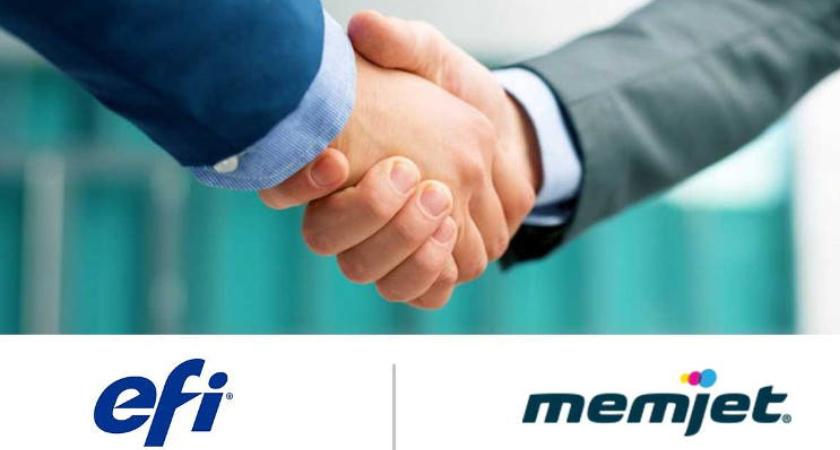 EFI i Memjet partnerstvo za bolju digitalnu proizvodnju