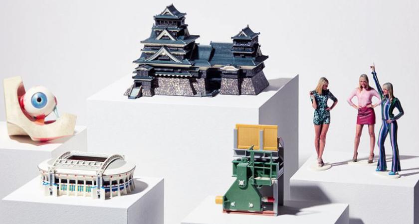 Novi, unaprijeđeni 3D pisač iz Mimakija